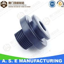 Black Electrophoresis Precision CNC lathe auto fastener