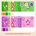 حار بيع عالية الوضوح 2014 الأزهار طباعة المنسوجات