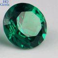 sintético nano safira verde fazem na china esmeralda