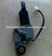Supply komatsUu parts pc 100 excavator windshield wiper motor,24V wiper motor
