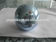 Refillable ball shape aluminum spray bottle perfume from China