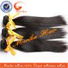 Best quality brazilian virgin hair weft, wholesale silky straight human hair weft