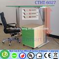 computadora de escritorio ajustable en altura del ordenador portátil de escritorio fotos de muebles de la computadora