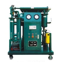 automatic vacuum waste transformer oil purifier system