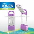 lonen super brillante smd interruptor del tacto regulable portátil multifuncional linterna recargable