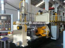aluminum extrusion machine