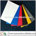 Elegante definición de placa color