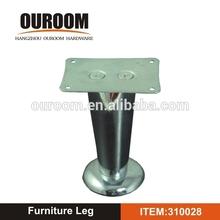 decorative metal furniture leg extensions manufacturer