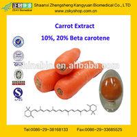 GMP Certified Manufacturer Supply Natural Beta-Carotene Pure