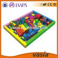 crianças macio playground indoor plástico playsets