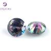 round brilliant cut colorful Mixed Colour Gemstones