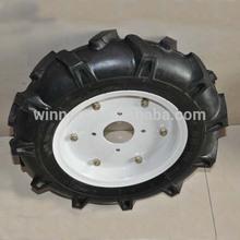 4.00-10 mini cultivator wheel/garden cultivator wheel