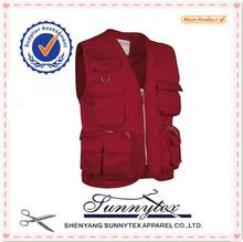 Sunnytex Hot OME Custom High Quality Sleeveless Summer Vests