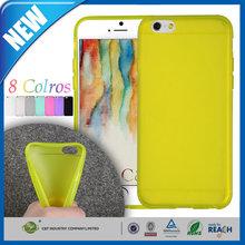 C&T Transparent tpu slim fit for apple iphone 6 accessories