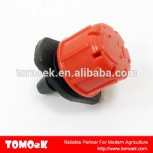 Flux Adjustable Irrigation Dripper For Agriculture Or Garden