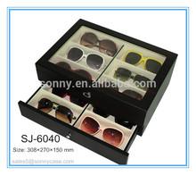 Alibaba wholesale supplier new product wood eyewear box