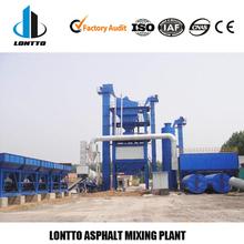 LQB series 160t/h fixed asphalt mixing machine, asphalt batch mix plant