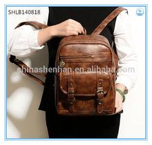 Popular Elegant Designer Backpack Bag, Latest Women Leather Backpack