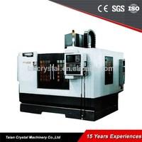 CNC Vertical Milling Machine Dividing Head VMC1370