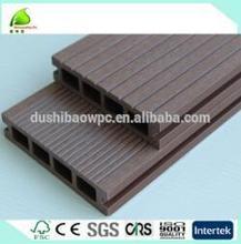 Professional Waterproof WPC Composite Boards, Wood Plastic Composite Decking, Top Grade Decorated WPC Floor
