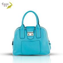 Italy brands authentic designer wholesale guangzhou market lady trend leather handbag
