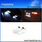 E13 approval canbus led license lamp for auto parts opel zafira, CAR led number plate lamp for opel insignia