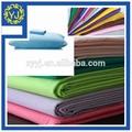 T/c de poliéster teñido de tela de algodón para la almohada