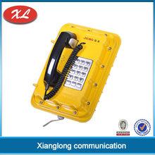 IP66 protection defend degree marine waterproof telephone,industrial telephone