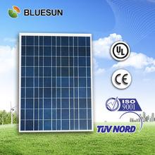 Bluesun green energy polycrystalline 160w solar panel photovoltaics