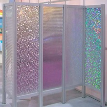Decorative plastic frosted acrylic sheetting/pmma panel/perspex
