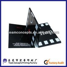 Billige individuell bedruckte kraftpapier cd-hülle china lieferant