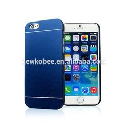 Luxury Aluminum Cover For iPhone 6 Aluminum phone Case ,Lower MOQ