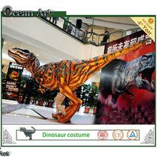 Robotic Mascot Dinosaur Costume for Sale