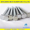 hardened steel galvanized concrete nails with washer