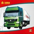 La venta caliente! La mejor calidad del howo gas natural camión tractor