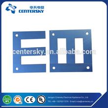 silicon steel core ei lamination transformer/Silicon steel sheet iron core