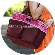Portable mama carry bag
