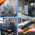 destilação de petróleo planta de refino de óleo de resíduos de diesel