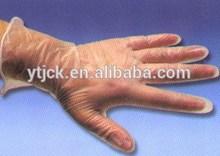 Clear Color Disposable Vinyl Gloves