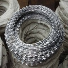 low price concertina single or cross razor barbed wire