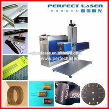 Perfectlaser High Quality Fiber Laser Marking Machines For Sale laser marking machine eastern portable laser marking machine