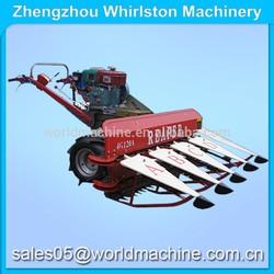 High working efficiency hand wheat reaper machine/wheat cutting machines for sale
