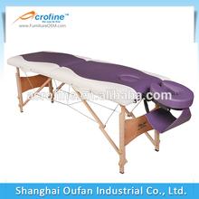 """2"""" Pad Full Reiki Folding Portable Massage Table"""