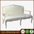 clássico antigo sofá da tela conjunto