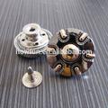 chine fabricants de fantaisie jeans bouton métallique