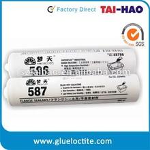 superflex industrial Grade sealant loctite596 oil proof silicone sealant