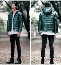 Padded Hoody Men coat padded jackets winter jackets manufacturer padded coat