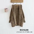 Kore stili moda sonbahar/palto 2015 hırka hoodies