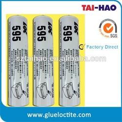 Superior bonding RTV silicone loctite595 acetoxy silicone sealant