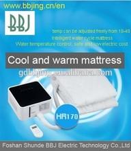 cotton surface warm water mattress